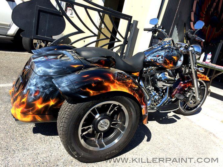 Freewheelin Vampires Bikes Harley Freewheeler