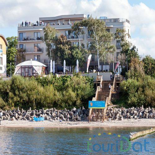 3 Tage f. 2 Pers. Urlaub Halbpension 4*Hotel Lambert  Polen Polnische Ostsee
