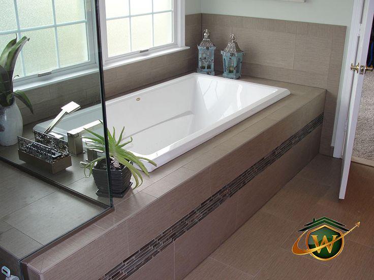 Shower and Bathroom Remodel