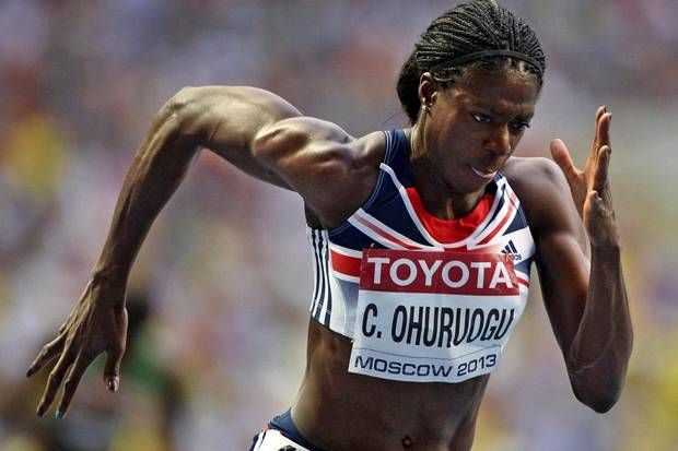 Christine Ohuruogu's running battle to raise profile of women in sport - Other Sports - Sport - London Evening Standard