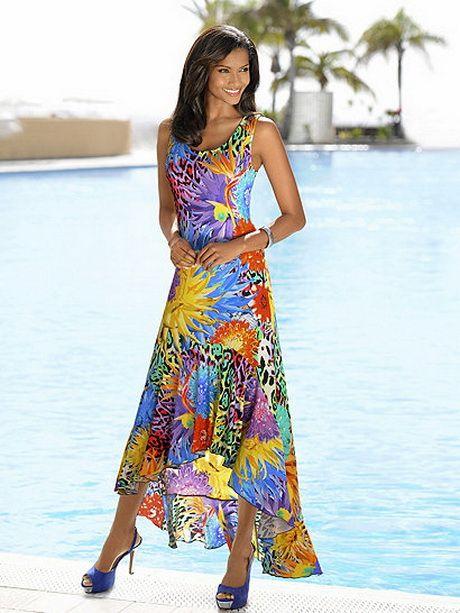 Luftige Sommerkleider Lang Womens Fashion Luftige Sommerkleider
