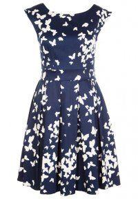 Closet - Sukienka koktajlowa - niebieski