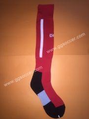 2016 European Cup Austria Home Red  Soccer Socks