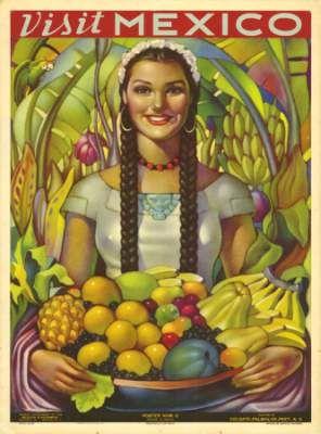 Mexico: Mexico Travel, Poster Frame-Black, Travel Photos, Visit Mexico, Vintage Poster, Vintage Wardrobe, Travel Tips, Retro Poster, Vintage Travel Poster