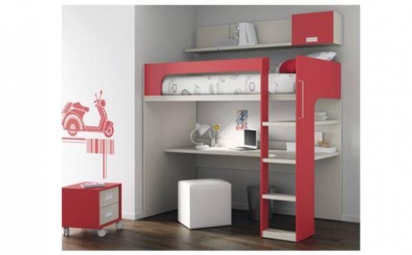 1000 ideas about mezzanine on pinterest industrial design rustic industri - Acheter lit en ligne ...