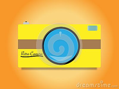 Retro Camera - Download From Over 30 Million High Quality Stock Photos, Images, Vectors. Sign up for FREE today. Image: 50534693