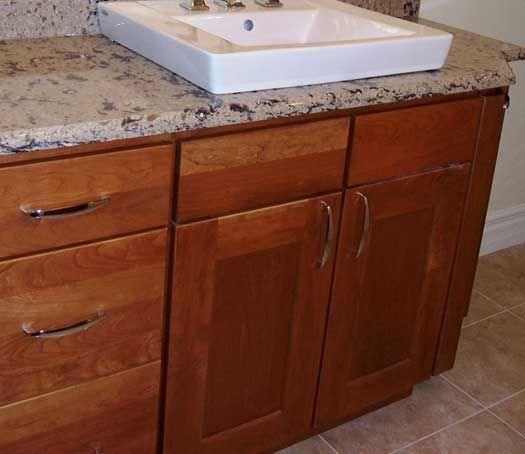 bathroom remodel in knoxville tn designed by modern supply in knoxville tn - Bathroom Cabinets Knoxville Tn