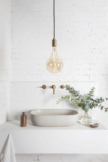 Etre living - blog #BathroomInteriorDesign Mmmmm Pinterest - designermobel einrichtung hotel venedig