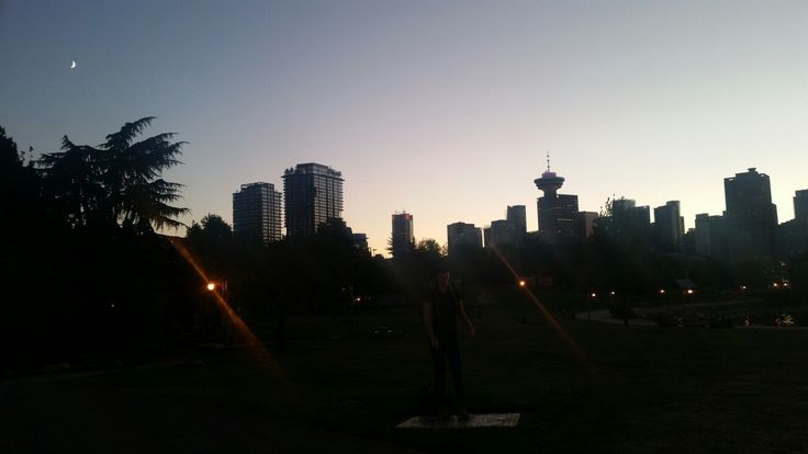 Night in Vancouver!