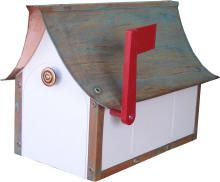 Wooden Mailboxes Amish Handcrafted Mail Boxes