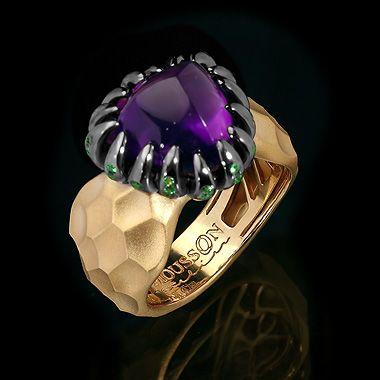 Кольцо Coral Reef - купить в Mousson Atelier