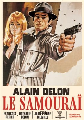 Le Samouraï (1967) movie #poster, #tshirt, #mousepad, #movieposters2