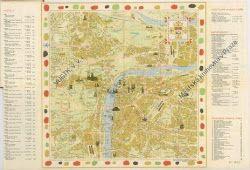 Praha : orientační plán