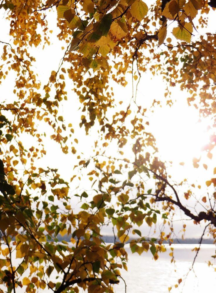 Yellow October