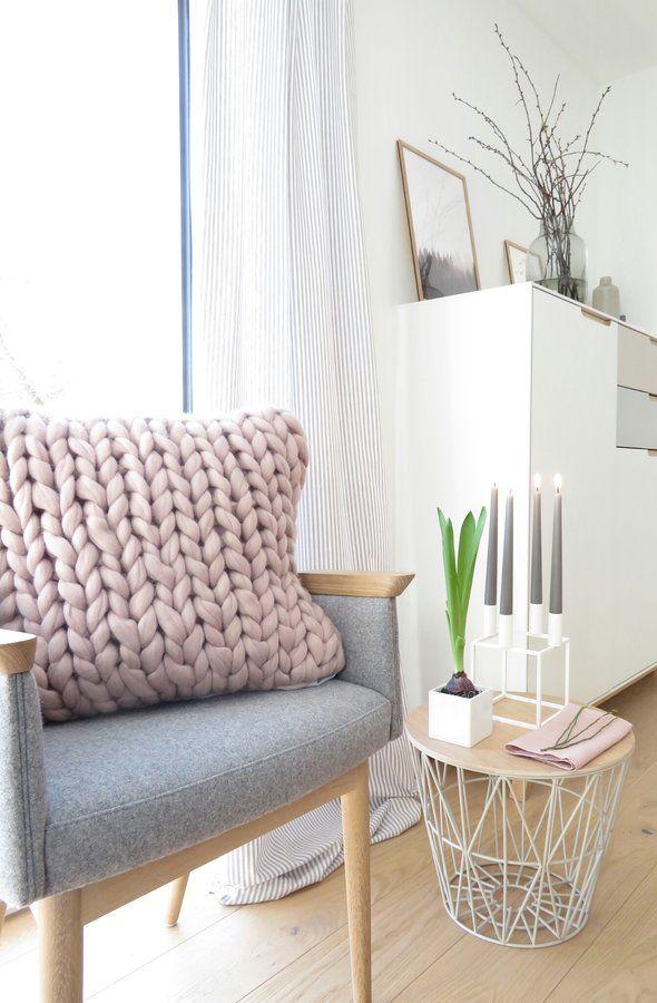 Frühling/Winter Stimmung | SoLebIch.de, Foto von Mitglied glücks kind #solebich #einrichtung #interior #interiordesign #wohnzimmer #livingroom