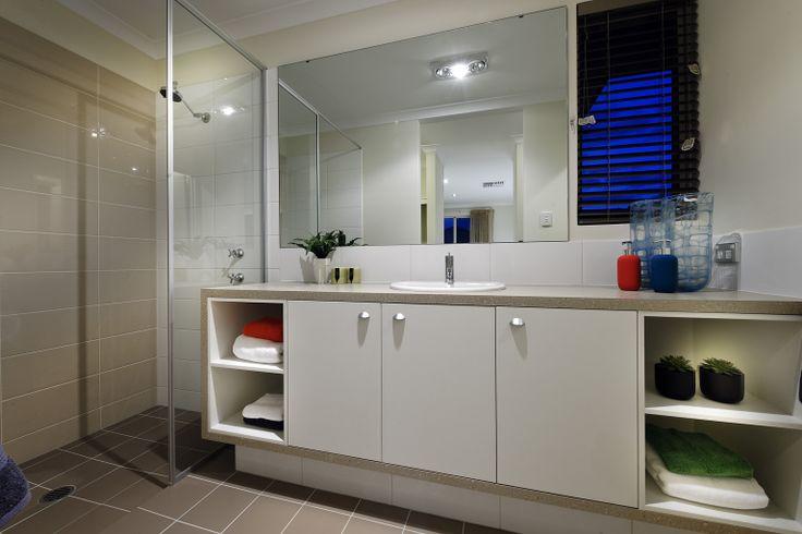 Homebuyers Centre - Phoenix Display Home Bathroom