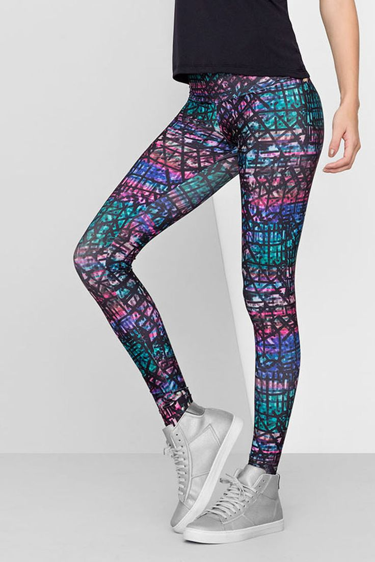 Leggings Color Reaction 2 Live Frente
