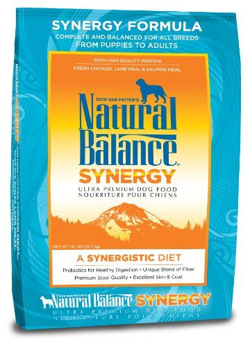 Natural Balance Synergy Formula Ultra Premium Dog Food, 28-Pound Bag -- You can find more details by visiting the image link. #DogFood