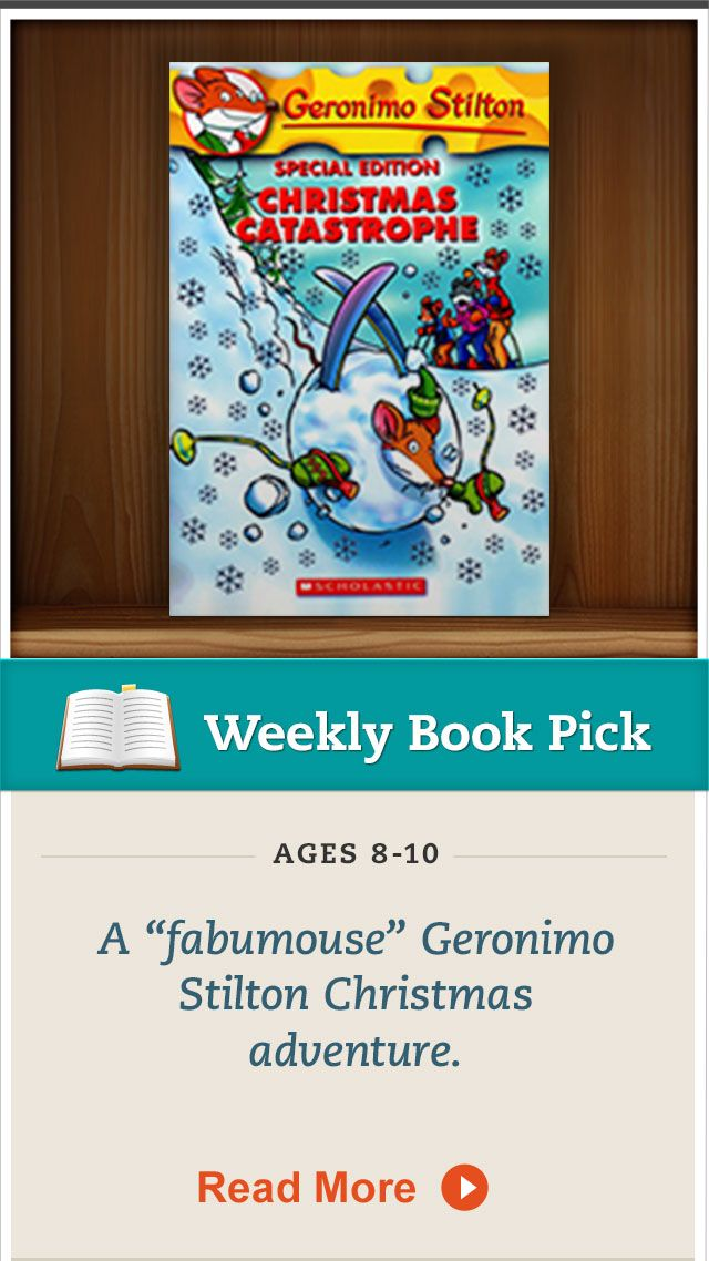 45 best geronimo stilton images on pinterest geronimo stilton geronimo stilton special edition christmas catastrophe is full of hilarious antics and lovable fandeluxe
