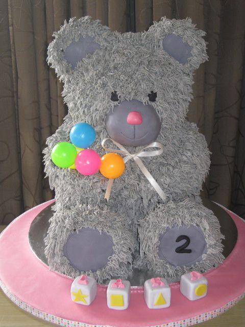 278 Best Cake Cupcakes Teddy Bears Images On Pinterest Teddy