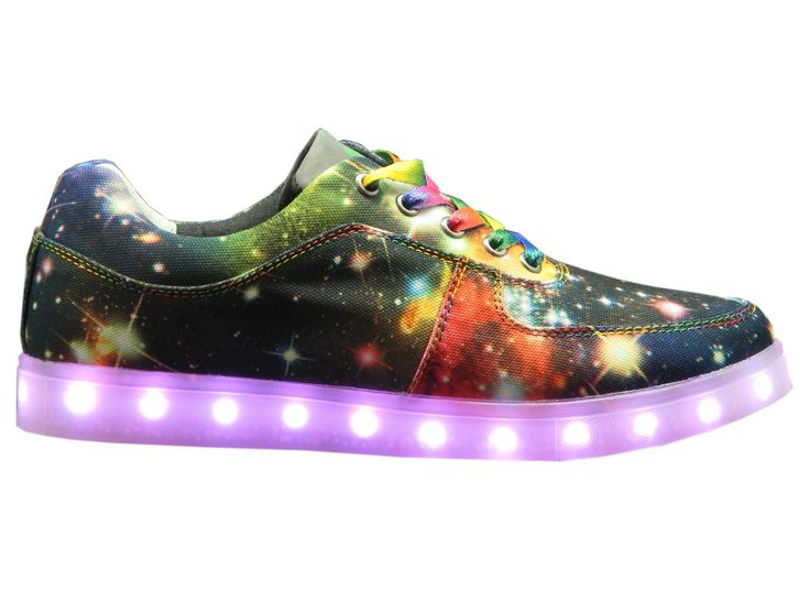launches a spectacular capsule collection of LED Sneakers including 3  different LED outsoles for women, men and kids. The three soles all  together have ...
