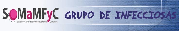 Grupo de Enfermedades Infecciosas. Somos un grupo de médicos de familia, miembros de la Sociedad Madrileña de Medicina Familiar y Comunitaria, especialmente interesados en el manejo de la patología infecciosa en nuestro ámbito de trabajo. Desarrollamos desde hace años actividades docentes en diversas instituciones, participamos en publicaciones científicas y colaboramos en proyectos de investigación.