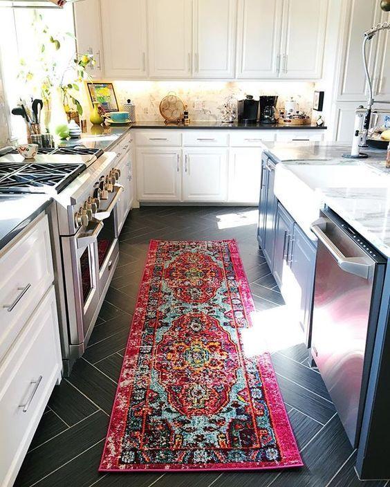 1000+ Ideas About Kitchen Runner On Pinterest