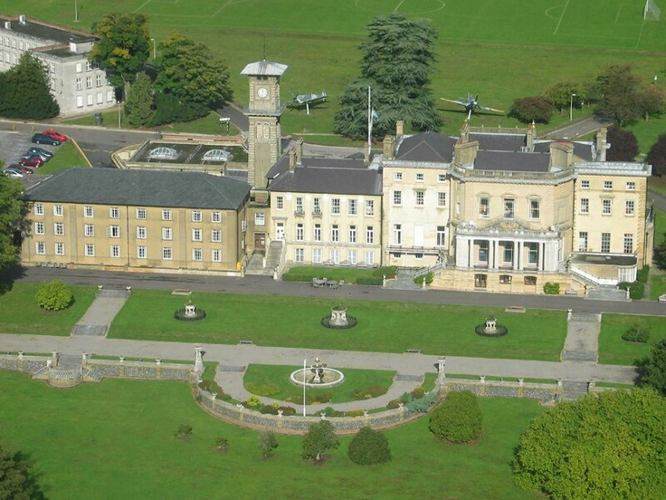 RAF Bentley Priory - Possible outside look of the Monastery