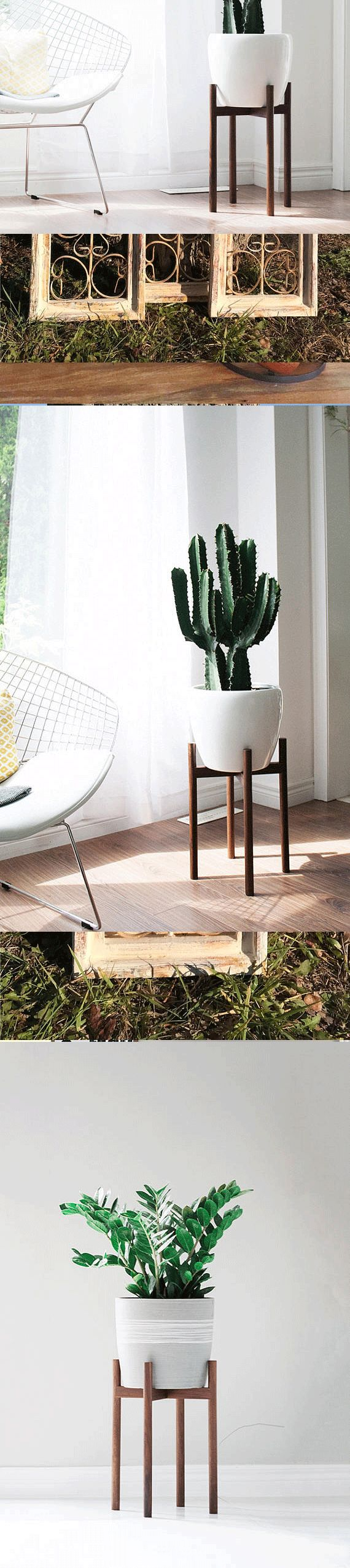 Best 25+ Modern plant stand ideas on Pinterest | Plant stands ...
