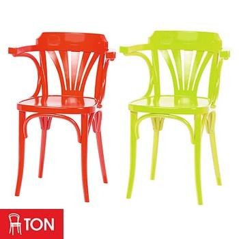 cafe stoelen kleur
