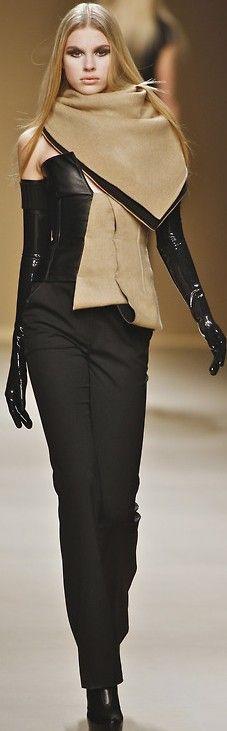 Les Copains  women fashion outfit clothing stylish apparel @roressclothes closet ideas