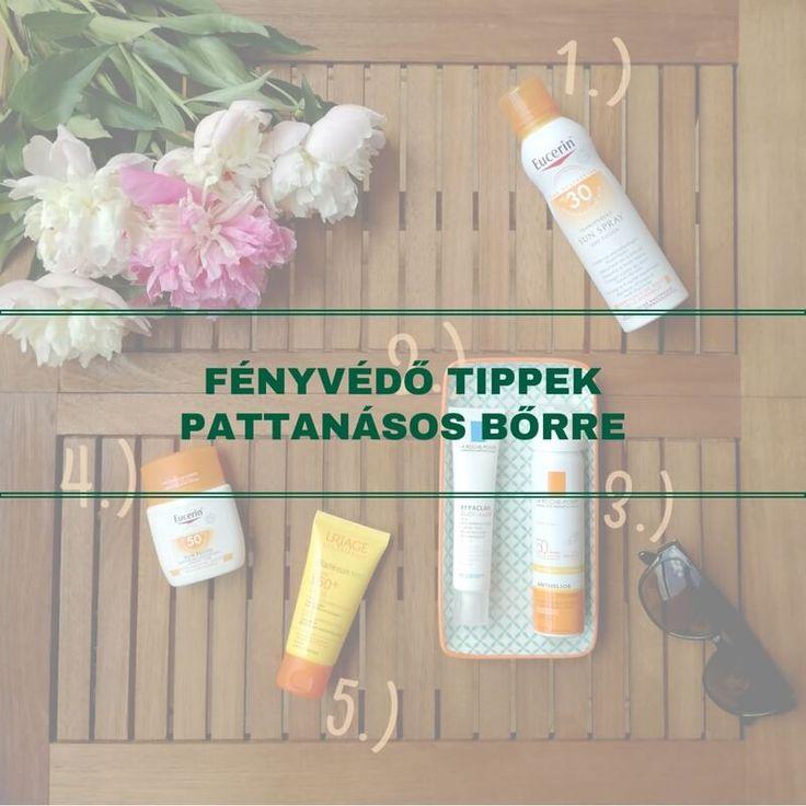 Ebben a blogbejegyzésünkben a pattanásos bőrű napozni vágyóknak segítünk eligazodni a gyógyszertárakban kapható termékek között. Általában nehéz a választás, hiszen a fényvédelmet adó összetevők miatt gyakran fénylik a bőr, ezért előfordulhat, hogy megpróbálunk kompromisszumot kötni a magas faktorszám és a fénylő bőr között.