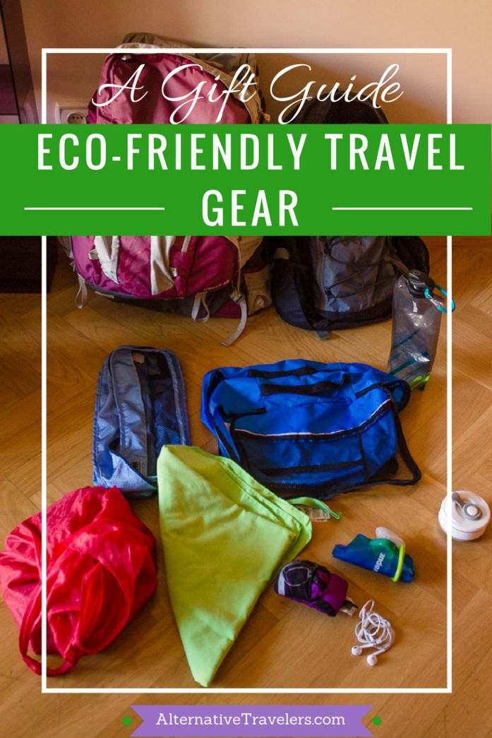 Eco-Friendly Travel Gear (all Vegan too!) - Alternative Travelers