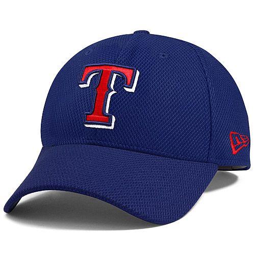 Texas Rangers Women's Diamond Era 9FORTY Adjustable Cap by New Era - MLB.com Shop