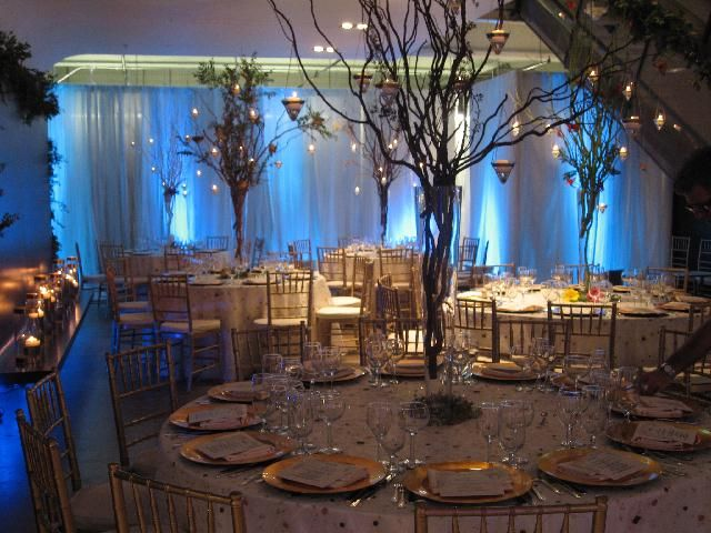 Four Season theme Bat Mitzvah party