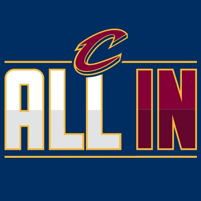 Believeland! Let's go Cavs! Game 7!