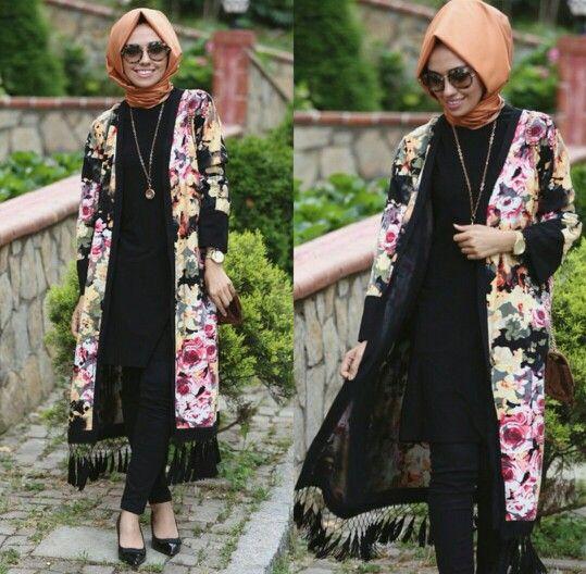Hulya Aslan ♥ Muslimah fashion & hijab style