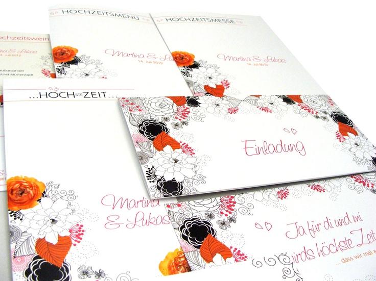 36 besten Hochzeitskarten für Traumhochzeit Bilder auf