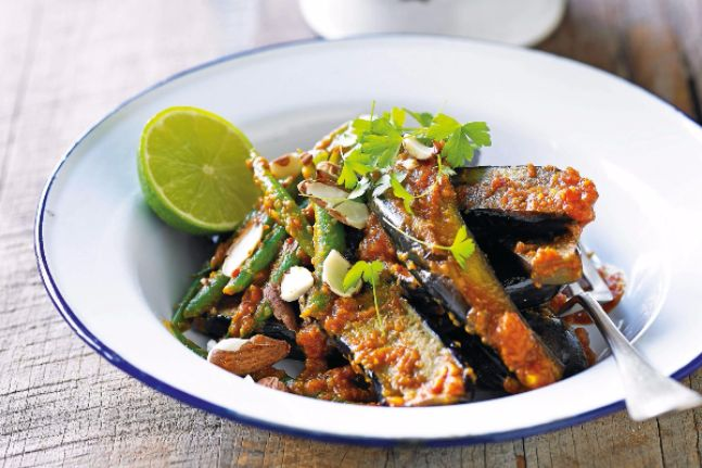 Simple, healthy and delicious, this gluten-free vegan curry by Lee Holmes for EatWell Magazine is amazing. A perfect mix of spice, creaminess and curry.
