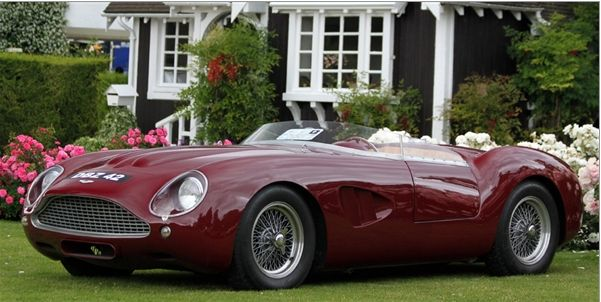 ASTON MARTIN DB4 ZAGATO SPIDER.Classic Sport Car Art&Design @classic_car_art #ClassicCarArtDesign