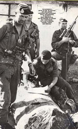 kolwezi 1978 | La Légion étrangère recrute !!!