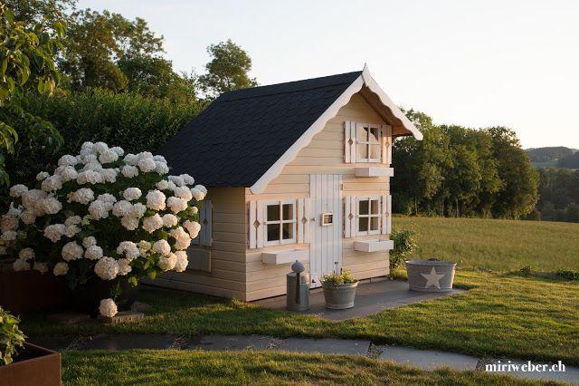 86 best kinder spielhaus images on pinterest facts. Black Bedroom Furniture Sets. Home Design Ideas