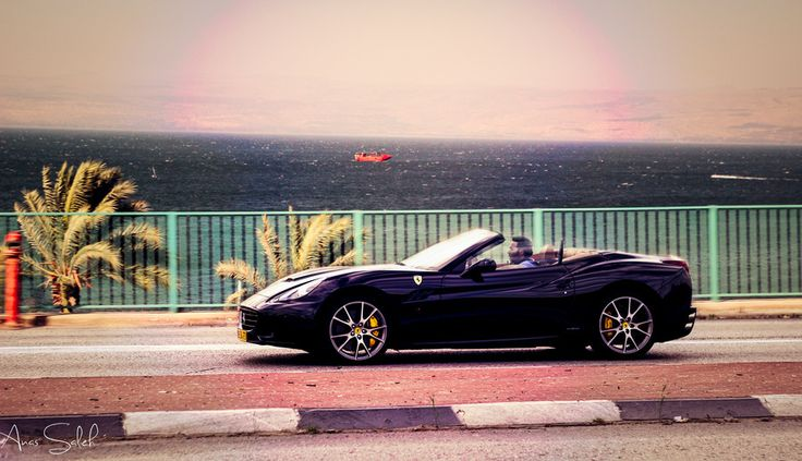 Ferrari California by Anas Saleh on 500px