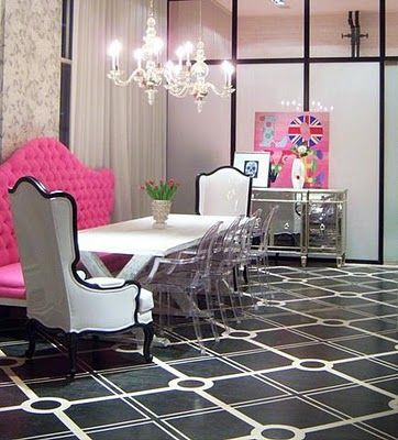 337 best images about decor ideas floors on pinterest herringbone foyers - Decoration baroque moderne ...