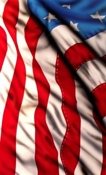 Airbrushed flag on metal. Severely awesome work by Neil Ohmie.