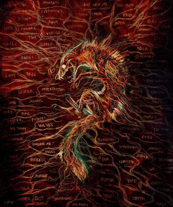The Cry of Pain by Culpeo-Fox.deviantart.com on @deviantART