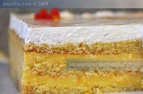 Tarta de naranja y bizcocho almendra (Fav)