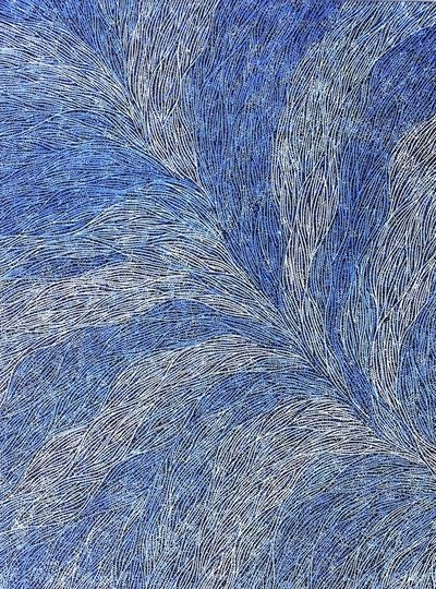 Indigenous Aboriginal Art Exhibition opened by Sarrita King : Art News : Australian Art Review