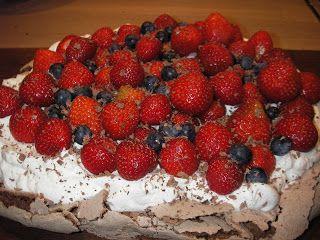 Glutenfrie fristelser: Nigellas chokolade pavlova, glutenfri