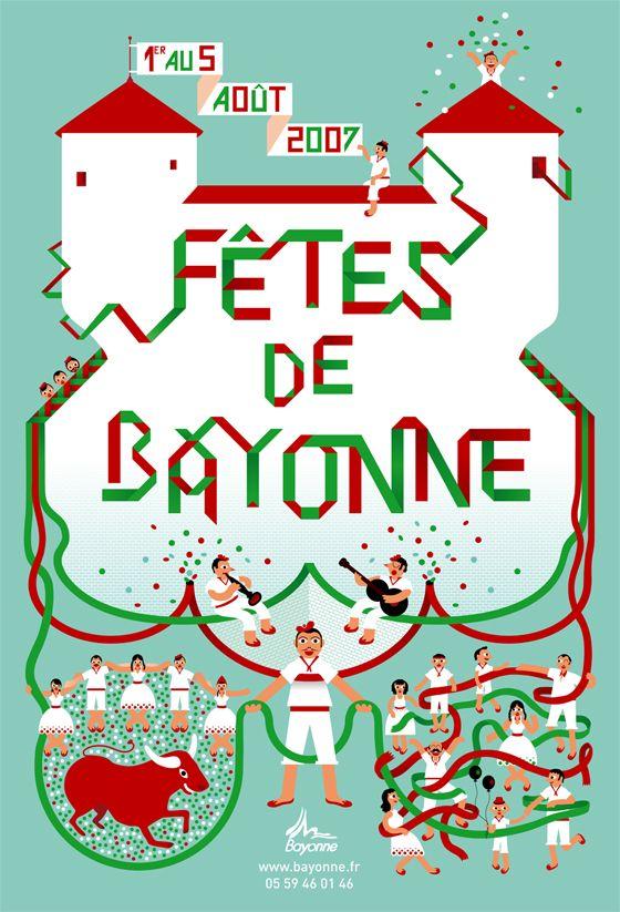 Fêtes de Bayonne - Emmanuel Romeuf